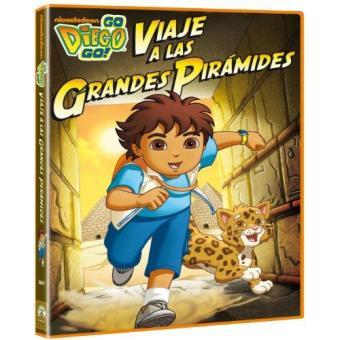 Go Diego Go: Viaje a las grandes piramides - DVD