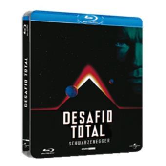 Desafío total - Edición especial - Estuche metálico - Blu-Ray
