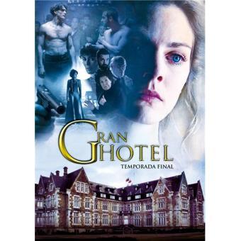 Gran Hotel  Temporada 3 - DVD
