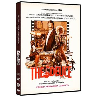 The Deuce - Las crónicas de Time Square - Temporada 1 - DVD