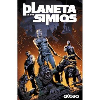 El Planeta de los Simios 5 - Los Utópicos