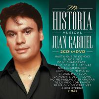 Mi historia musical (2 CD's + DVD)