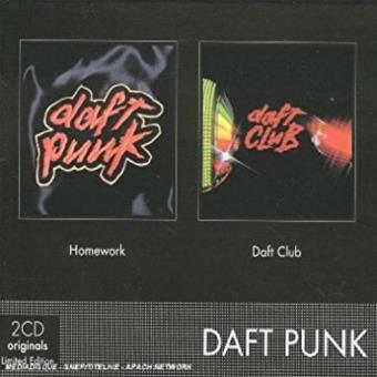 fnac daft punk homework