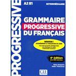 Grammaire progressive interm l+cd 4