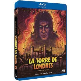 La Torre de Londres - Blu-Ray