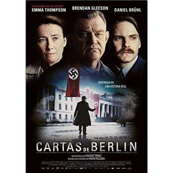 Cartas de Berlín - DVD
