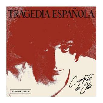 Tragedia española - Vinilo