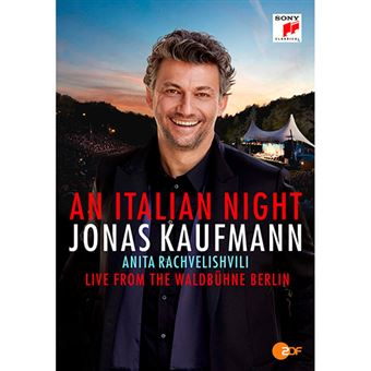An Italian Night - Live from the Waldbüh - DVD