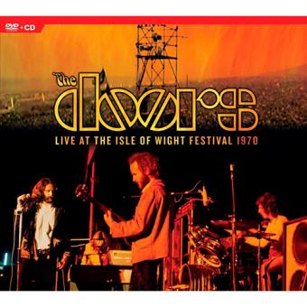 Live at the Isle of Wight 1970 - CD + DVD
