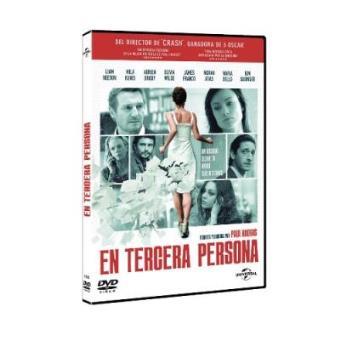En tercera persona - DVD