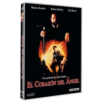 El corazón del ángel - DVD