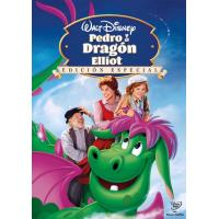 Pedro y el dragón Elliot (Ed. especial) - DVD