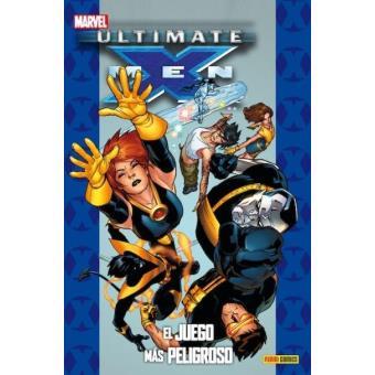 Ultimate X-Men 9 El juego más peligroso