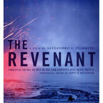 El renacido (The Revenant) - Vinilo