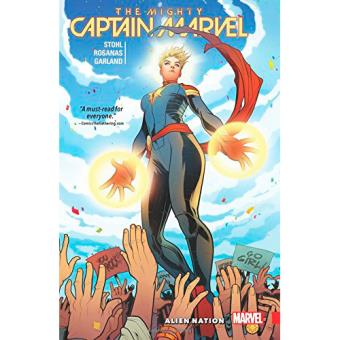 The Mighty. Captain Marvel 1: Alien Nation