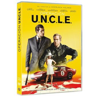 Operación U.N.C.L.E. - DVD