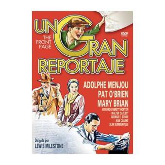 Un gran reportaje - DVD