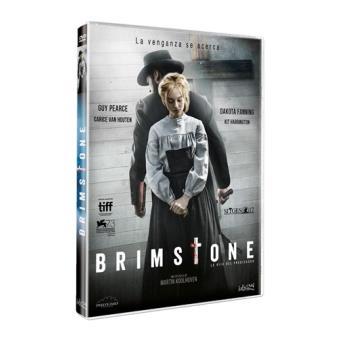 Brimstone. La hija del predicador - DVD