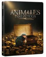 Animales fantásticos y dónde encontrarlos - Steelbook Blu-Ray