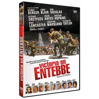 Victoria en Entebbe - DVD
