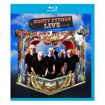 Monty Python: One Down Five To Go - Blu-Ray
