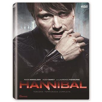 Hannibal  Temporada 3 - DVD