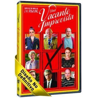 Una vacante imprevista - DVD