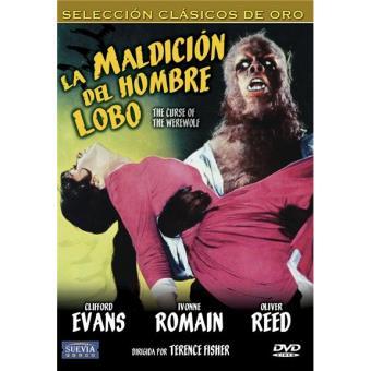 La maldición del hombre lobo - DVD