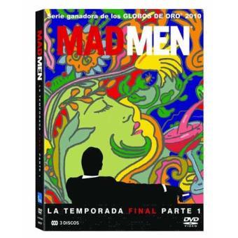 Mad MenMad Men - Temporada 7 - Parte 1 - DVD