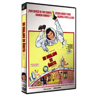 Un chalado en órbita - DVD
