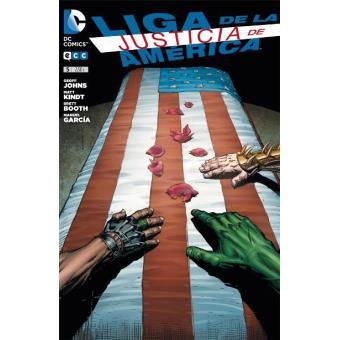 Liga de la Justicia de América 5. Nuevo Universo DC