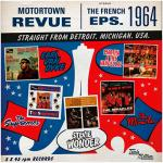 Box Set Motortown Revue: The French EPs