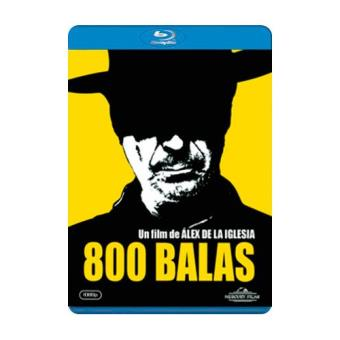 800 balas - Blu-Ray