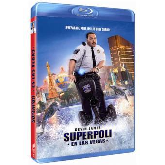 Superpoli en Las Vegas - Blu-Ray