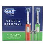 Cepillo eléctrico Oral-B Pro600 Duplo