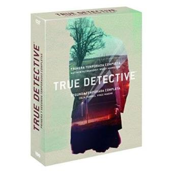 Pack True Detective (Temporadas 1 y 2) - DVD
