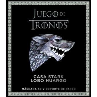 Juego de Tronos. Casa Stark: lobo huargo