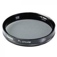 Hama filtro Polarizador 58MM