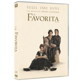 La favorita - DVD