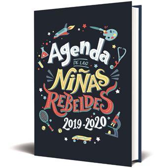 Agenda escolar 2019|20 Niñas Rebeldes