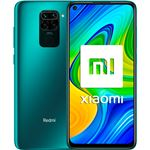 Xiaomi Redmi Note 9 6,53'' 128GB Verde