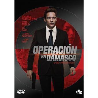 Operación en Damasco - DVD