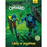 Onward. Libro de pegatinas