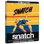 Snatch: cerdos y diamantes  - Steelbook UHD + Blu-ray