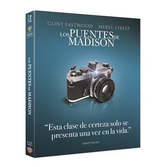Los puentes de Madison  Ed Iconic - Blu-Ray