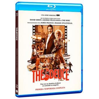 The Deuce - Las crónicas de Time Square - Temporada 1 - Blu-Ray