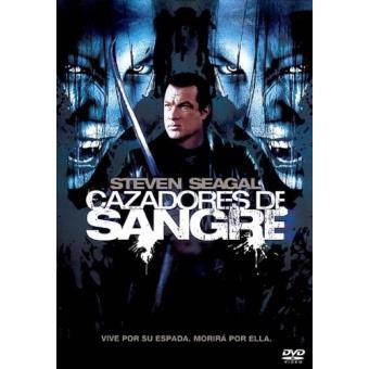 Cazadores de sangre - DVD