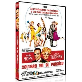Soltero en el paraiso - DVD