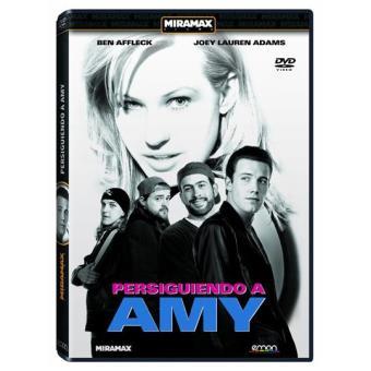 Persiguiendo a Amy - DVD