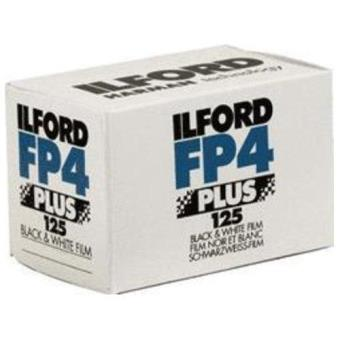 Película blanco y negro Ilford FP4 Plus 125 - 36 exposiciones